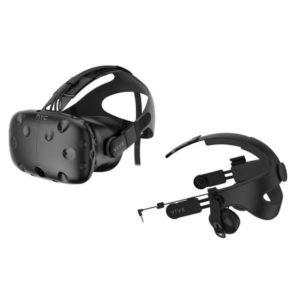 Casque de réalité virtuelle HTC VIVE Deluxe Audio Strap 3,5mm noir