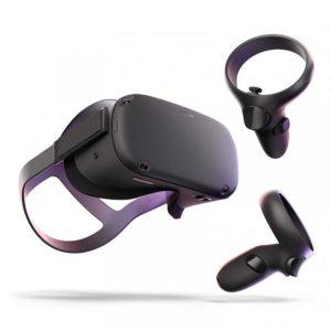 Casque de réalité virtuelle Oculus Quest avec une mémoire de 64GB